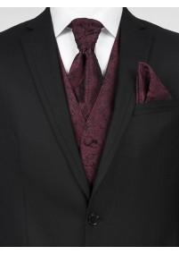 Krawatte Streifen weiß blau