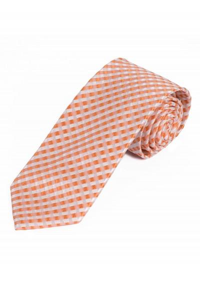 Moulins schmale Krawatte in frischem Grün