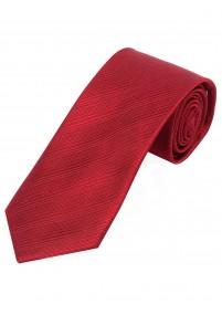 Kravatte strukturiert silber schmal geformt