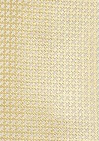 Krawatte streifig orange