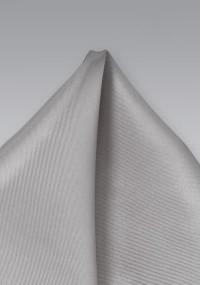 Einstecktuch in dunklem grün