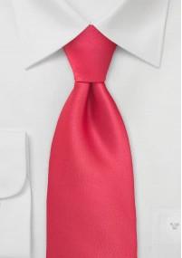 National-Krawatte Schweiz in Rot