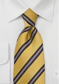 Blaues Einstecktuch