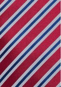 Krawatte lila Clip