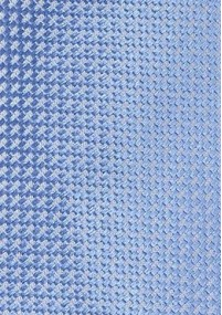 Krawatte Gummizug silbergrau