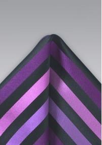 Trend-Businesskrawatte schmal dunkelblau