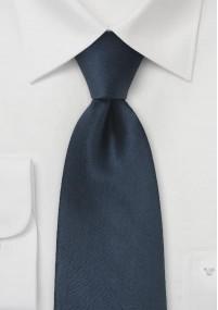 Krawatte Streifendessin nachtblau himmelblau