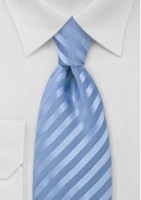 Krawatte Tupfen navyblau perlweiß