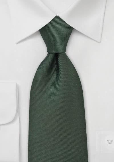 Damen-Halsbinde gelborange monochrom