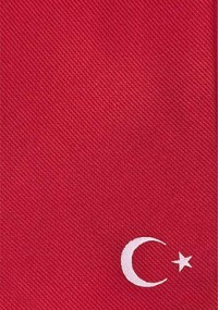 Einstecktuch dezentes Paisley-Motiv lila