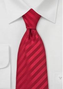 Herrenkrawatte unifarben violett