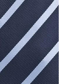 Kinder-Krawatte Struktur marineblau fast...