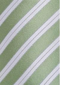 Gelbes Ziertuch aus Seide