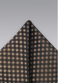 Service-Damenkrawatte gestreift orange...