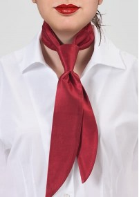 Krawatte gestreift royalblau rot