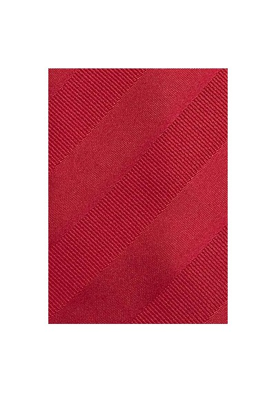 Krawatte Streifendessin kirschrot himmelblau