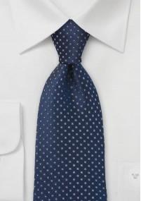 Krawatte Gräten marmoriert rosé