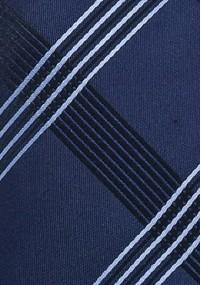 Krawatte grob tupfengemustert mittelrot...