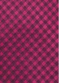 Schwarze Krawatte rosa Linien