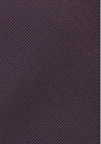 Krawatte Wolle marmoriert weinrot