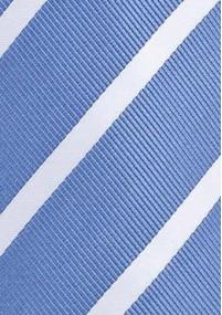 Krawatte Streifendesign mokkabraun rosé