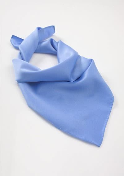 Ziertuch Struktur kupfer-orange