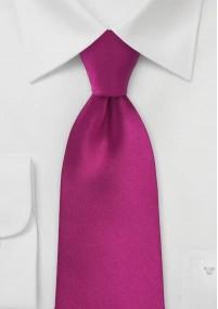 Krawatte Embleme weinrot