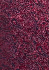 Damenkrawatte pink Mikrofaser