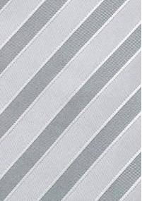 Krawatte für Damen tonrot monochrom