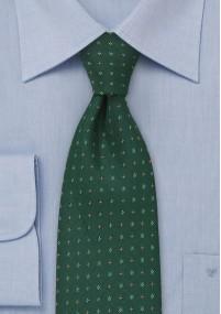Businesskrawatte Karo-Struktur violett