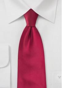 Herrenfliege uni strukturiert blush-rosé