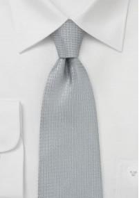 Krawatte nachtblau Lamellen-Streifen