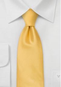 Krawatte schmal gelb dunkelblau...