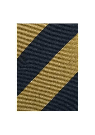 Ziertuch Paisley-Muster schwarz