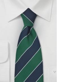 Krawatte lineare Struktur aqua