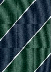 Kavaliertuch Streifen-Struktur rot