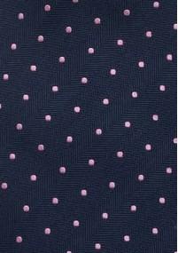 Einstecktuch türkis-blau