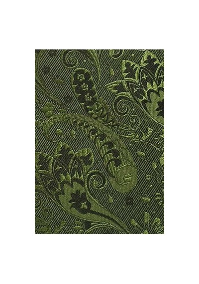 Einstecktuch Netz-Oberfläche orange weiß