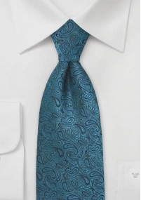 Einstecktuch Orange Streifen