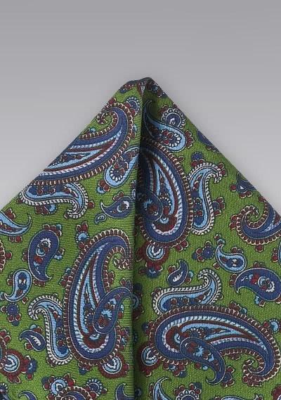 Krawatte sommerliches Gelb
