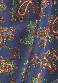 Krawatte karogemustert teerschwarz...