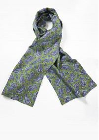 Krawatte Streifenstruktur violett