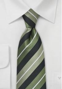 Businesskrawatte strukturiert kupfer-orange