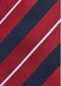 Krawatte zierlich strukturiert lila