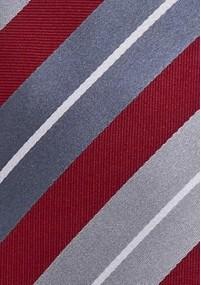 Krawatte schmal Struktur rosé