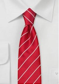 Seiden-Krawatte gewirkt capuccinobraun