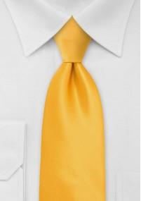 Businesskrawatte Waffel-Pattern orange