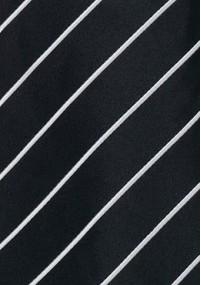 Krawatte Streifendessin nachtblau kirschrot