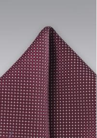 Krawatte blau/rot gestreift