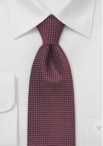 Ziertuch Streifen Leinenstoff navyblau